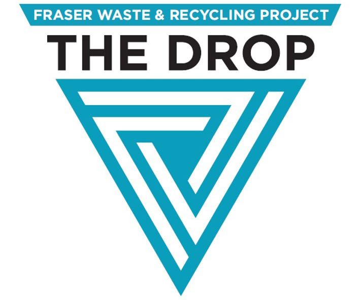 Logo for The Drop Waste and Recycling Center
