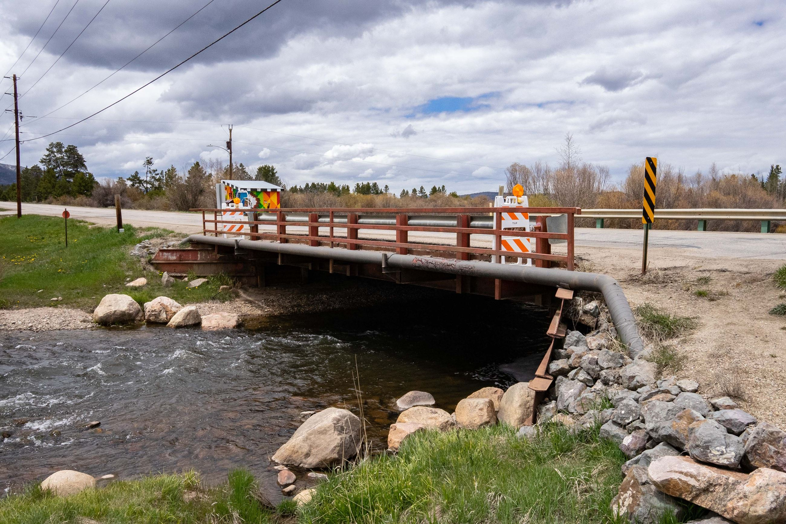 County Rd 8 Bridge